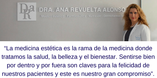 """""""La medicina estética es esa rama de la medicina donde tratamos la salud, la belleza y el bienestar . Sentirse bien por dentro y por fuera son claves para la felicidad de nuestros pa"""